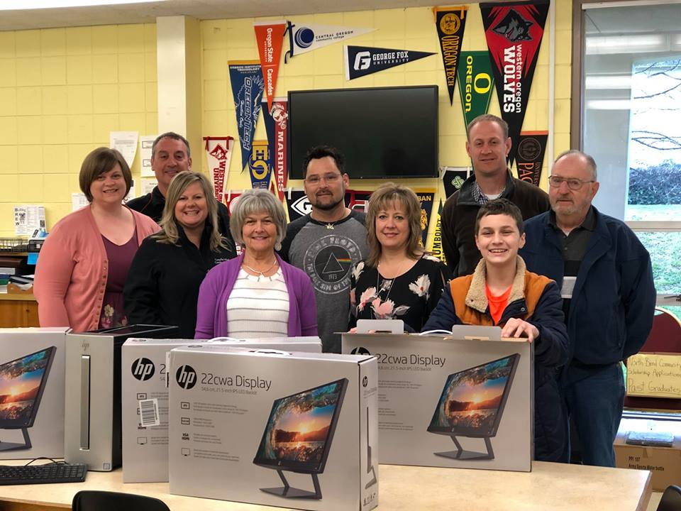 NBSF receiving grant for new computers